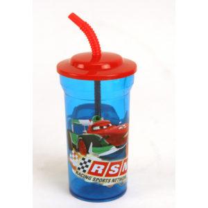 Disney Cars Drinkbeker Met Rietje