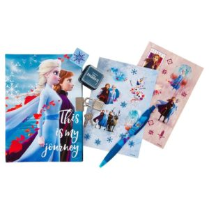 Disney Frozen 2 Dagboek-Stempelset