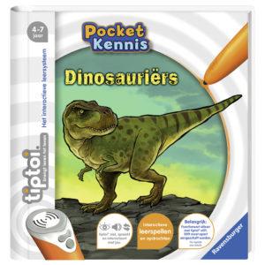 Tiptoi Pocket Kennis Boekje Dinosauriërs