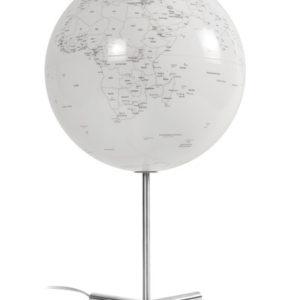 Atmosphere NR-0331GLGL-GB Globe Lamp 30cm Diameter RVS Wit Met Verlichting