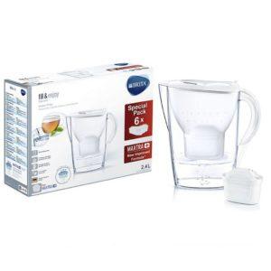 Brita Fill and Enjoy Marella Waterfilterkan + 6 Filters