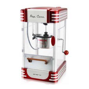 Emerio POM-120650 Popcornmachine Rood/Zilver