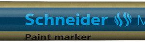 Schneider Lakmarker Maxx 270 1-3mm Goud Doos 10 Stuks