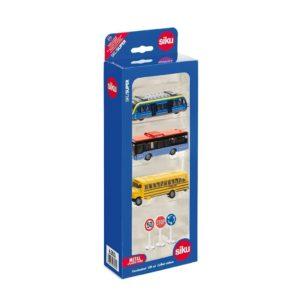 Siku 6303 Geschenkset Openbaar Vervoer