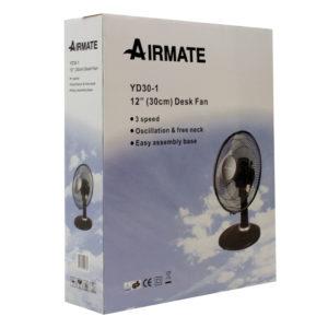 Airmate Tafel Ventilator 50cm Hoog U30