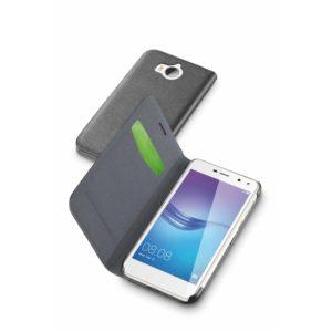 Cellular Line Cell Huawei Book.zwart Y5/y6-2017
