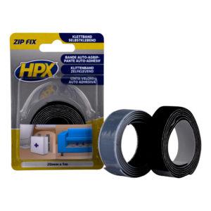 HPX Zip Fix Klittenb. 20mmx1m