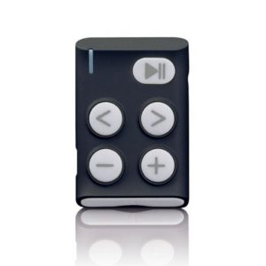 Lenco XEMIO-154 MP3 Speler met Sport Oordopjes 4GB Grijs