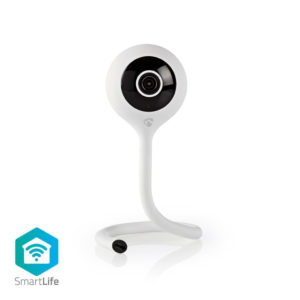 Nedis WIFICI11CWT Wi-fi Smart Ip-camera Klimaatsensor Full-hd 1080p
