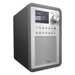 Sangean WFR-70 Radio-Wereldontvanger met DAB+ Zilver/Grijs