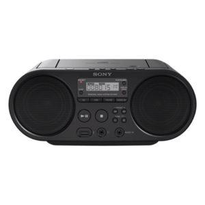 Sony ZS-PS50B Boombox Zwart