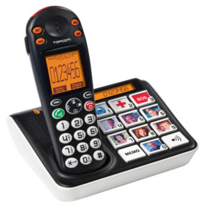 Topcom TS-5611 Big Button Dect Telefoon