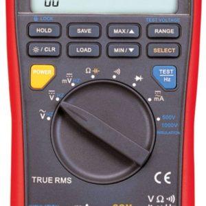 UNI-T UT531 Insulation Multimeter 0.6 Gohm 500 Vdc / 1000 Vdc 1000 Vac Trms Ac