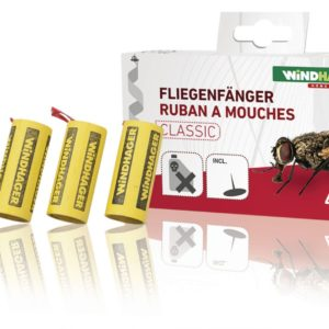 Windhager WH-03210 Milieuvriendelijke Lijm-Vliegenvanger
